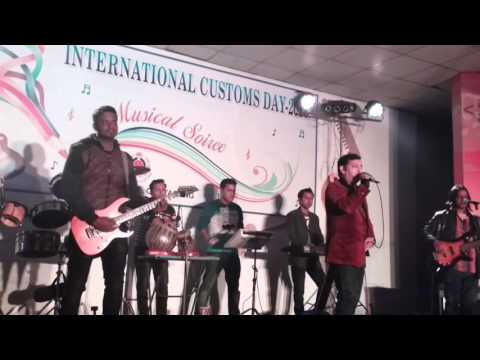 Aaj Ei Dintake By Atik Hasan Live With PEACEFUL MUSICIAN'S TEAM