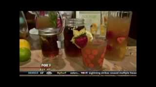 Iced Tea Tips: How to Craft the Perfect Pitcher (6/23/13 on FOX 9)