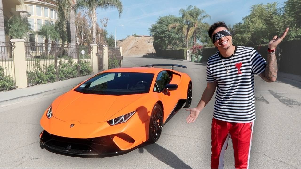 SURPRISING MY FIANCE WITH HIS DREAM CAR!!! (BRAND NEW LAMBORGHINI)