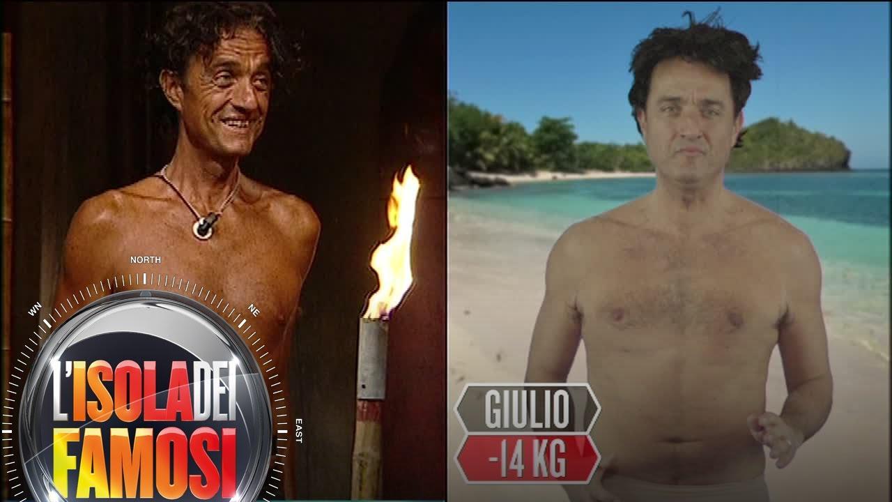 L 39 isola dei famosi i naufraghi si specchiano dopo 58 giorni youtube - Bambini che si guardano allo specchio ...