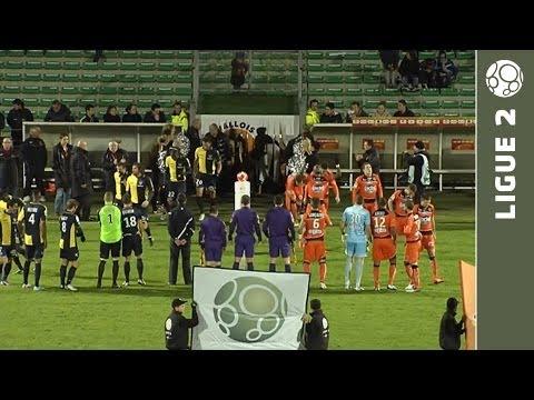 Stade Lavallois – AC Arles Avignon (1-1) – Le résumé (LAVAL – ACA) – 2013/2014