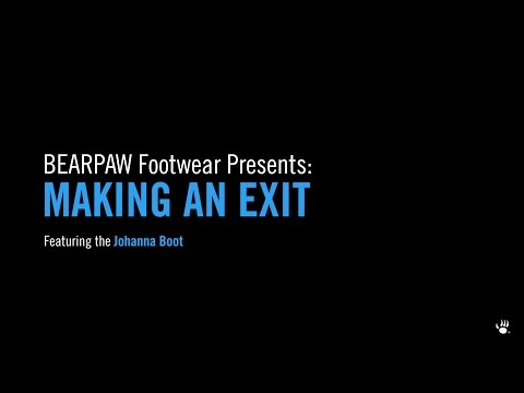 Bearpaw Making An Exit