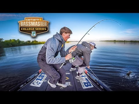 The CRAZIEST College Fishing Tournament In HISTORY (Giant Smallmouth Bass)