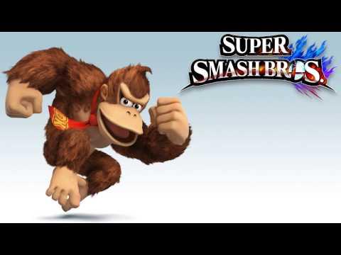 Smash Announcer Sings DK Rap