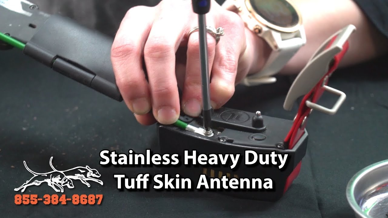 Astro T 5 Tuff Skin Replacement Antenna for Track /& Train Device ALPHA