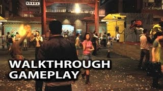 [Exclusive] Sleeping Dogs Walkthrough Gameplay : The 15 First Minutes !