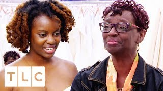 Bride Finds The Perfect Gown To Hide Her Scar | I Found The Gown