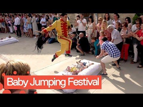Baby Jumping Festival 2019