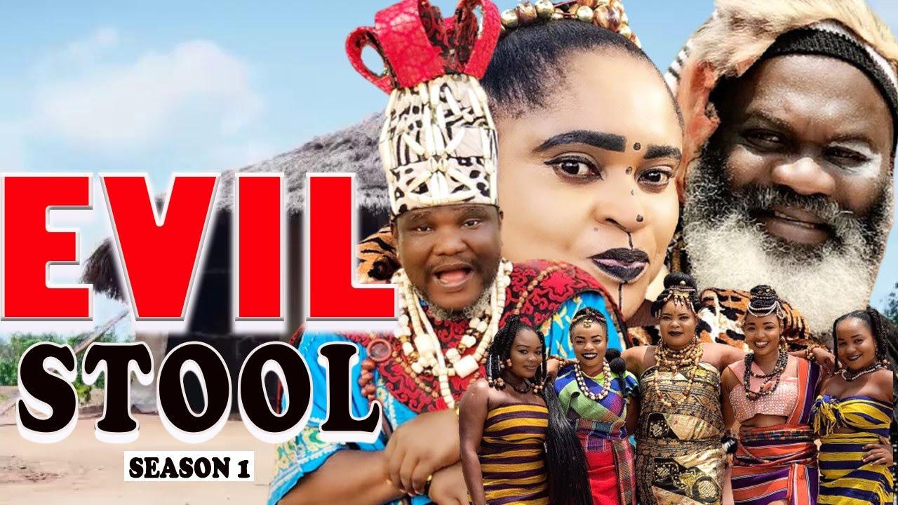 Download EVIL STOOL 1 -  {UGEZU UGEZU, ANI AMATOSERO, JOYCE KALU} - 2021 LATEST NIGERIAN NOLLYWOOD MOVIES