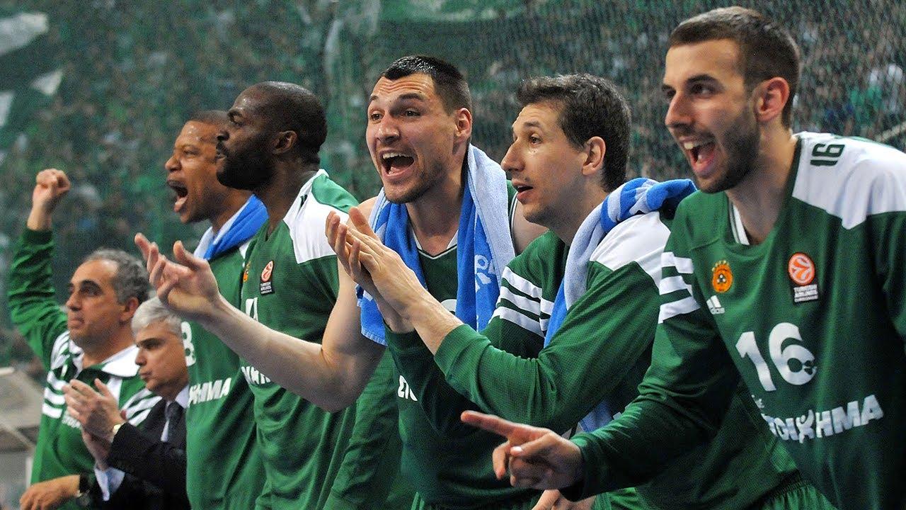Cska Panathinaikos Hd: Highlights: Panathinaikos Athens-CSKA Moscow, Playoffs