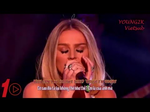 [Vietsub] Secret Love Song - Little Mix ft Jason Derulo [Live on Graham Norton 2016]