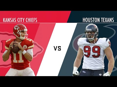 Can JJ Watt's Texans Beat The Chiefs?   2015 AFC Wild Card Preview   Move The Sticks   NFL
