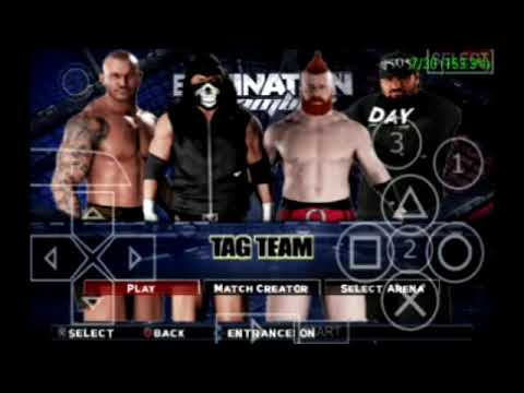 Download How To Download Wwe 2k18 Psp For Android V1 77 MP3