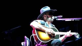 Hank Williams Jr. Dinosaur & Tear In My Beer Live Canfield, OH 2009