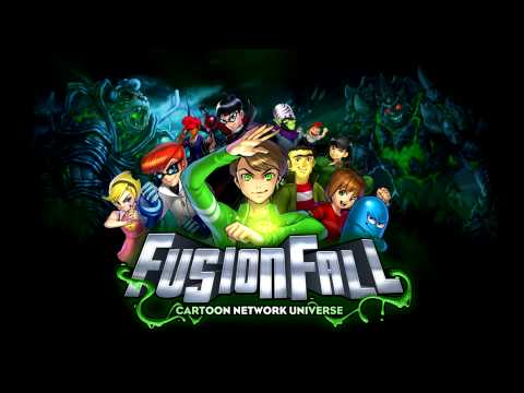 FusionFall Soundtrack - Heavy Petting