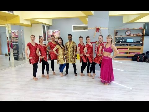 "1st Bollywood Dance Academy Greece in ""Έτοιμο το Πρωινό"""