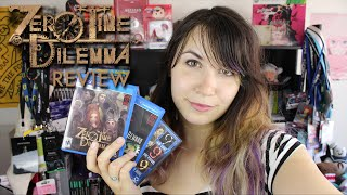 Zero Time Dilemma Review | Erika Szabo