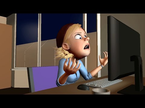 The Life of a Student Animator  final year character animation project