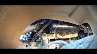 Пуск мотора ЯМЗ-236 после капитального ремонта / МАЗ-5432 / Nice-Car.Ru
