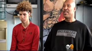 lamelo ball talks about his 92 point game