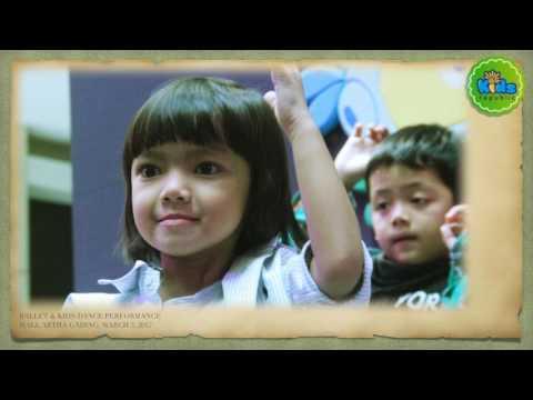 BALLET & KIDS DANCE PERFORMANCE