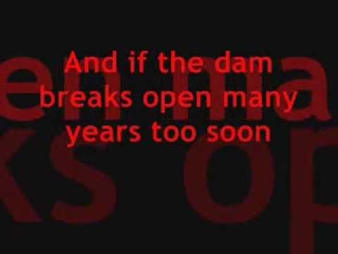 Pink Floyd - Brain Damage - Lyrics