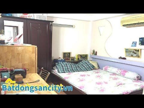 Mua bán nhà đất quận 3, nhà kiên cố hẻm Trần Quang Diệu 2 lầu 1 lửng 1 sân thượng