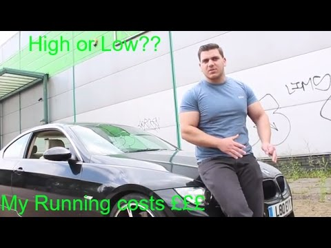 Updated Running Cost On My BMW 335i, Services,Tax,Insurance etc