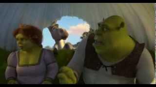 Osioł - daleko jeszcze? (Shrek 2)