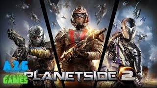 Planetside 2 - Finalmente su Playstation 4! - Gameplay ITA (PS4)