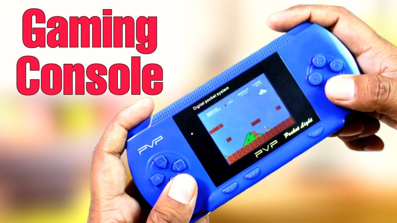Gaming Conosole Unboxing and Review | PVP Station Mini Gaming Console