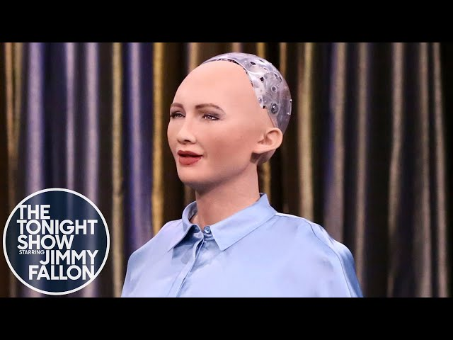 Inside the mechanical brain of Sophia, the first robot citizen of
