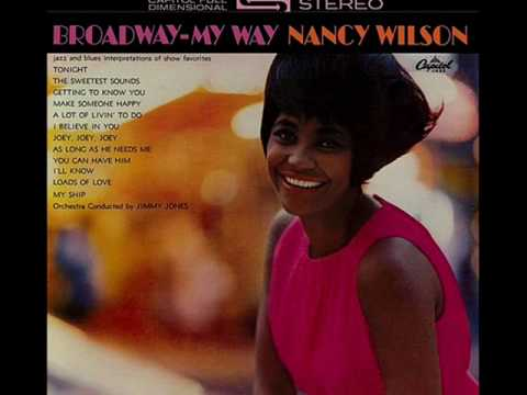 """Nancy Wilson """"You Can Have Him (""""Miss Liberty"""") (Irving Berlin)"""""""