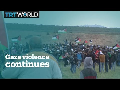 Violence in Gaza continues