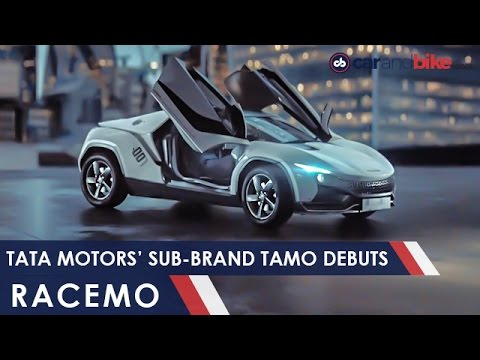 Geneva 2017: Watch The Tata Racemo - India's First Sports Coupe - NDTV CarAndBike