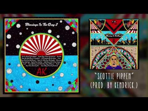 AKTHESAVIOR - SCOTTIE PIPPEN (AUDIO)