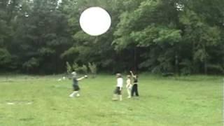 Balloon Fun (Big Balloon Explodes)
