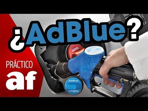AdBlue: ¿Qué es, cómo funciona y cómo se reposta?