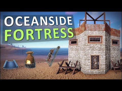 Starting a FORTRESS by the SEA!