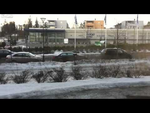 Danger In Norway
