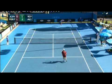 AO Play-off highlights: Greg Jones v Marinko Matosevic
