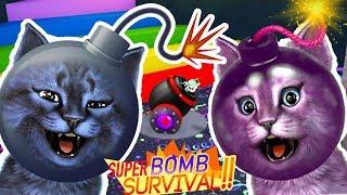 ЧЕЛЛЕНДЖ НЕ ДЛЯ НУБОВ ВЫЖИВАНИЕ СРЕДИ БОМБ в РОБЛОКС Super Bomb Survival ROBLOX