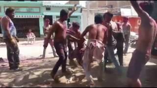 Funny holi hurdang dance , CHILAM CHHAP JINDABAD BAM BAM HAR HAR DJ SK CHHAPRA