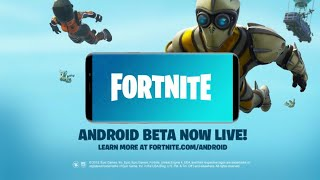 Fortnite Android apk| Download link in description
