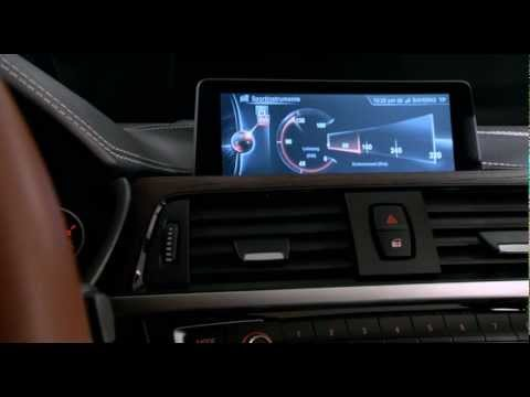 Officially new BMW 4 Series Coupe Concept Interior