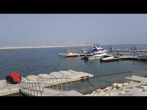 Beautiful Port Marine in Bahrain