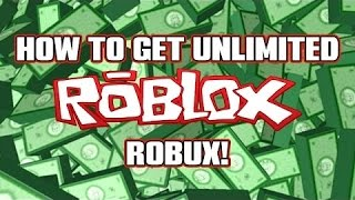 HOW TO GET UNLIMITED FREE ROBUX ON ROBLOX WORKING NOVEMBER 2016