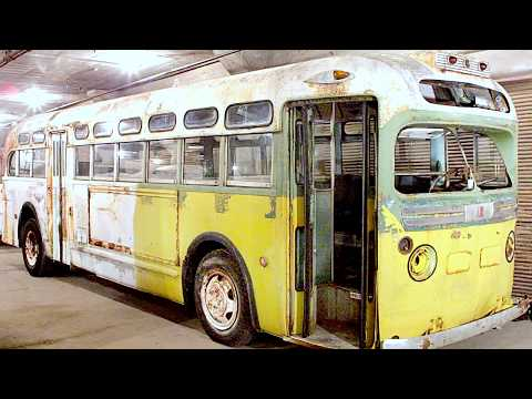 Innovation Nation - The Bus and Rosa Parks