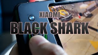Xiaomi Black Shark en ESPAÑOL ¡JUGANDO con el MANDO a JUEGOS POTENTES!