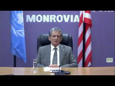 United Nations Mission in Liberia (UNMIL) - Press Conference (25 January 2018)